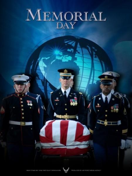 poem Honoring America's fallen heroes