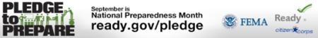 National Preparedness Month 2012 Pledge to Prepare