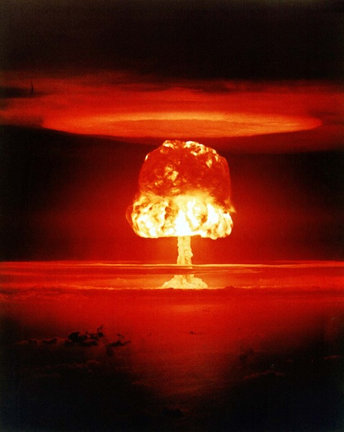 nuclear weapon test Romeo
