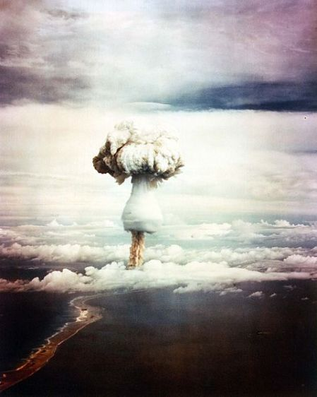 US nuclear test George of Operation Greenhouse