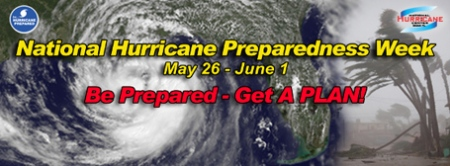 hurricanes 101-national hurricane preparedness week 2013