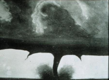 oldest tornado photo per noaa