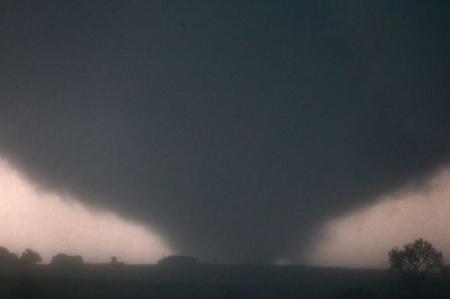 El Reno EF5 tornado AP