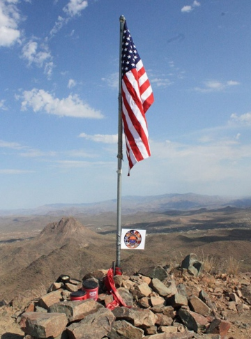 Anthem tribute Arizona 19 from Daisy mountain