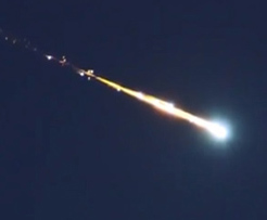 perseids fireball NASA