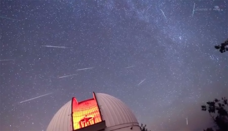 perseids nasa sciencecast