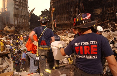 ground zero fema-1