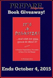preparemag disaster book giveaway liebsch
