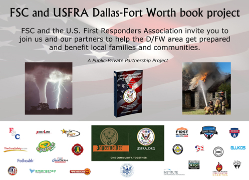 FSC USFRA preparedness book project for DFW
